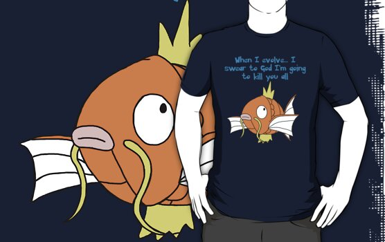 Magikarp by SmallKid92