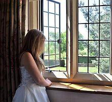 Window and the Woman by GeorgioMIC