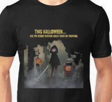 halloween tips from hotel transyvania 2 Unisex T-Shirt