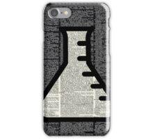 Chemistry - Alchemy Vial iPhone Case/Skin