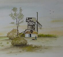 Madingley Mill, Cambridgeshire by ArtisanArts