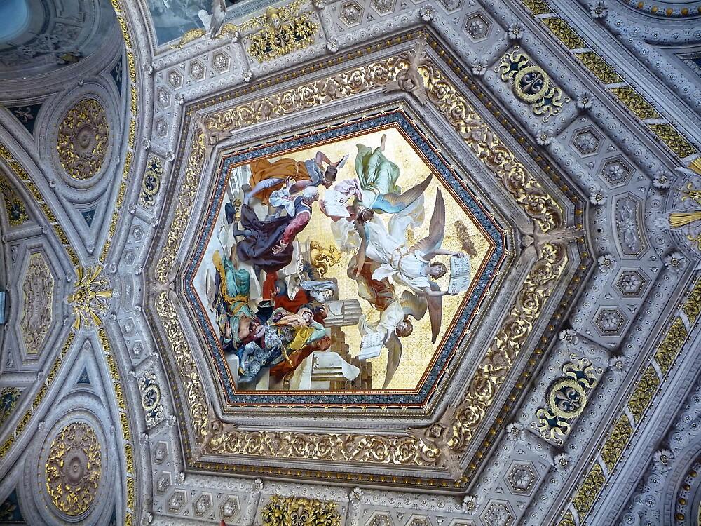 Inside the Vatican by Braedene