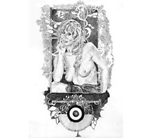 Mystery Window Photographic Print