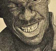 """"""" Eddie """" by Denis Gloudeman"""