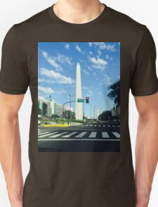 Buenos Aires, city view Unisex T-Shirt