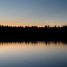 Sunriver Sunset by Ben Malcolm