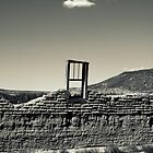 Sacred Window~Abiquiu, New Mexico by Giamarie