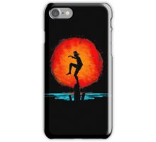 Minimal California Training iPhone Case/Skin