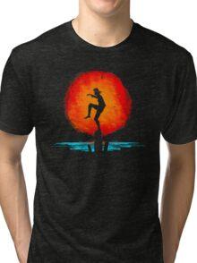 Minimal California Training Tri-blend T-Shirt