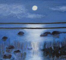 Moonlight magic by olivia-art