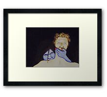 The Succubus Framed Print