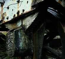 Decaying Train Wheels by Hydrophilous