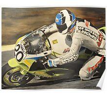 """ Sport Rider "" Poster"