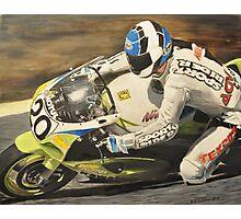 """ Sport Rider "" Photographic Print"