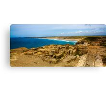 Ruins are beauty Canvas Print
