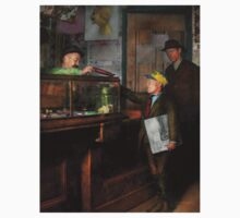 Kid - A visit to the candy store 1910 Kids Clothes