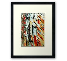 Gorgeous Rot Framed Print