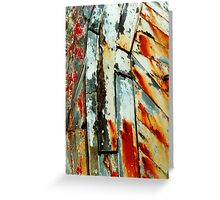 Gorgeous Rot Greeting Card