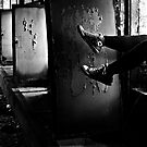 Entering Abandoned Structure by MJD Photography  Portraits and Abandoned Ruins