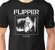 Flipper American Punk and noise Rock Band Unisex T-Shirt
