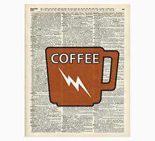 Kitchen Art - Power Coffee Caffeine Unisex T-Shirt
