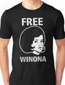 FREE WINONA Ryder DEPP Unisex T-Shirt