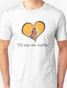 I'll Take The Waffles T-Shirt