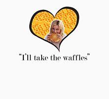 I'll Take The Waffles Unisex T-Shirt