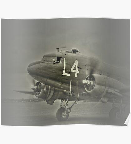 C-47 Poster