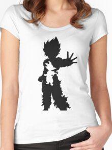 Goku - The Hero Women's Fitted Scoop T-Shirt