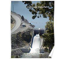 Unity Lake State Park & Dam Poster