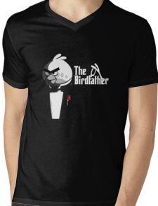 The Birdfather Mens V-Neck T-Shirt