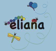 eliana w bugs One Piece - Short Sleeve