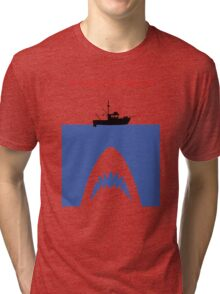You're going to need a bigger boat Tri-blend T-Shirt