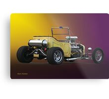 1927 Ford 'Bucket T' Roadster Pickup VS1 Metal Print