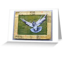 Time Communication Greeting Card