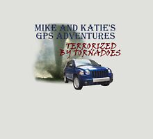 Mike and Katie's Tornado Adventures Unisex T-Shirt