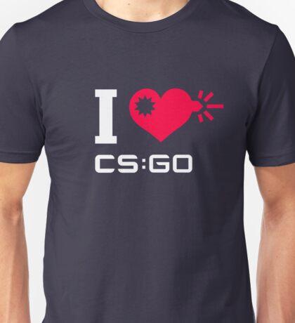 I <3 CSGO Unisex T-Shirt