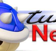 Turbo Nerd Sticker