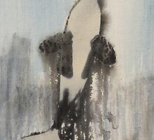 Orca Watching (Spray 2 of 10)  by Nicole Tattersall