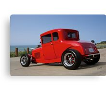 1928 Ford Coupe I Canvas Print