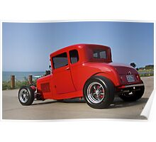 1928 Ford Coupe I Poster