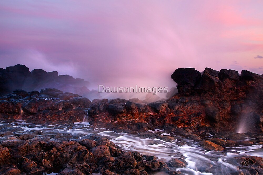 Overcome by the Tides by DawsonImages