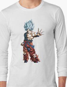 Super Saiyan God Super Saiyan Goku Long Sleeve T-Shirt