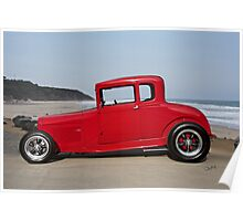 1928 Ford Coupe II Poster