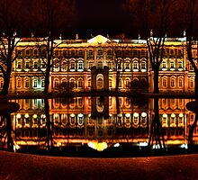 Winter Palace by Roddy Atkinson
