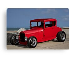 1928 Ford Coupe III Canvas Print