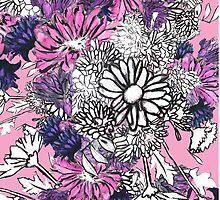 Floral Celebration by Rachael Phillipson