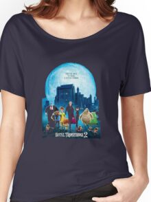 the monsters are back hotel transylvania 2 Women's Relaxed Fit T-Shirt