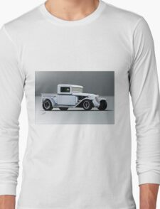 1932 Ford 'Track Nose' Pickup Long Sleeve T-Shirt